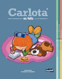 CARLOTA ES FELIZ (PACK)