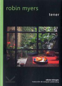 TENER (ESP / ING)