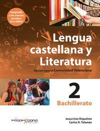 BACH 2 - LENGUA CASTELLANA