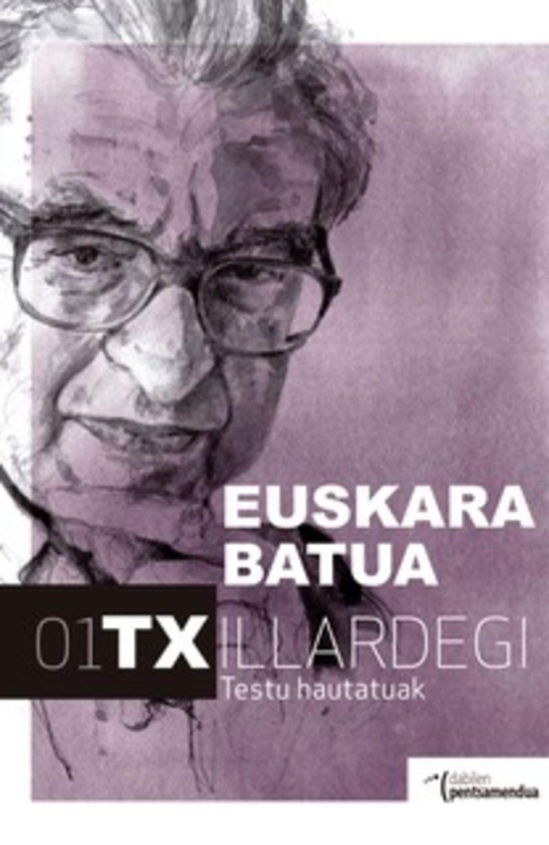 Txillardegi Eta Euskara Batua - Batzuk