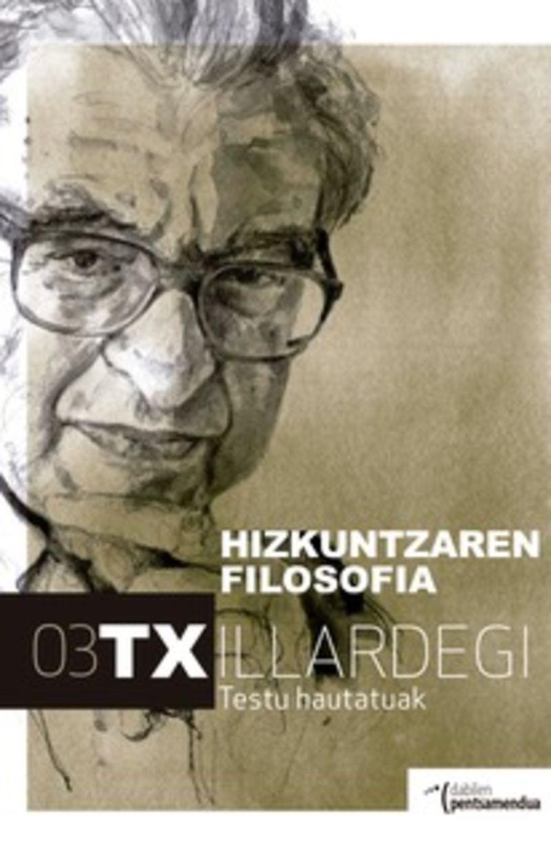 Txillardegi Eta Hizkuntzaren Filosofia - Batzuk