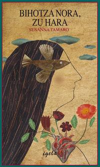 Bihotza Nora, Zu Hara - Susanna Tamaro / Fernando Rey (ed. )