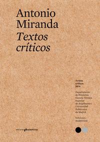 TEXTOS CRITICOS 7