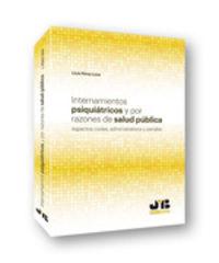 INTERNAMIENTOS PSIQUIATRICOS Y POR RAZONES DE SALUD PUBLICA - ASPECTOS CIVILES, ADMINISTRATIVOS Y PENALES