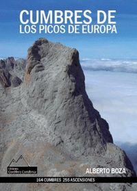 CUMBRES DE LOS PICOS DE EUROPA