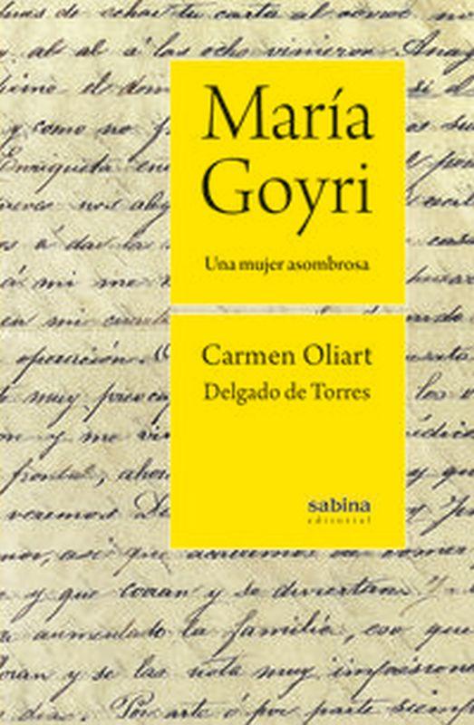 MARIA GOYRI - UNA MUJER ASOMBROSA