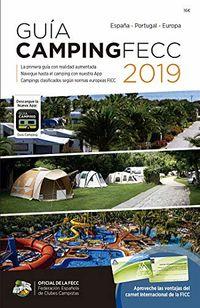 GUIA FECC CAMPINGS 2019