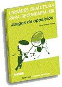 Unidades Didacticas Para Secundaria Xiii - Carol Galano Muñoz