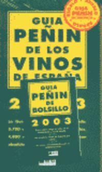 2015 PEÑIN GUIDE TO SPANISH WINE
