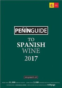 2017 PEÑIN GUIDE TO SPANISH WINE