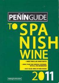 2011 PEÑIN GUIDE TO SPANISH WINE