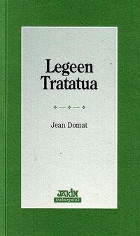 Legeen Tratatua - Jean Domat