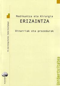 ERIZAINTZA - OINARRIAK ETA PROZEDURAK