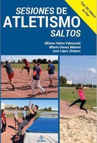 SESIONES DE ATLETISMO SALTOS
