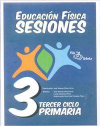 Ep 5 / 6 - Educacion Fisica Sesiones - Jose Manuel Perez Feito
