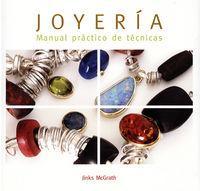 JOYERIA - MANUAL PRACTICO DE TECNICAS