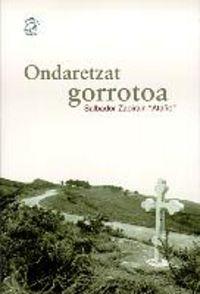 """ondaretzat gorrotoa - Salbador """"ataño"""" Zapirain"""