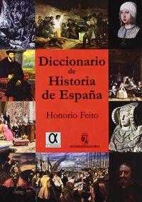 dicc. de la historia de españa - Honorio Feito