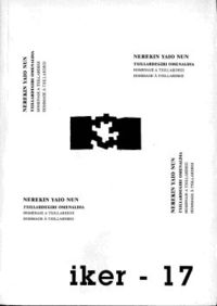 Iker 17 - Nerekin Yaio Nun -