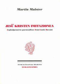 JESU KRISTEN IMITAZIONEA
