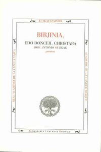 birjinia edo donceil christaba - Jose Antonio Mujika