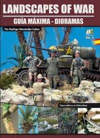 Landscapes Of War - Guia Maxima Dioramas Ii - Rodrigo Hernandez Cabos