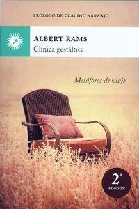 clinica gestaltica - metaforas de viaje - Albert Rams Ferrus