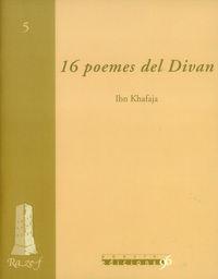 16 POEMES DEL DIVAN