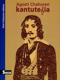 KANTUTEGIA (AGOSTI CHAHO)