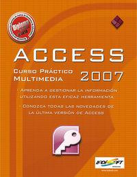 (CD-ROM) CURSO ACCESS 2007