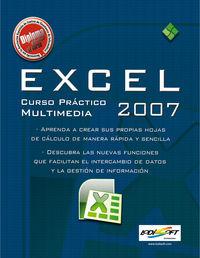 (CD-ROM) CURSO EXCEL 2007