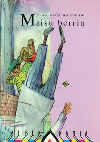MAISU BERRIA