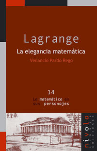 Lagrange - La Elegancia Matematica - Venancio Pardo Rego