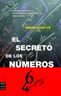 SECRETO DE LOS NUMEROS, EL