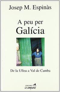 A PEU PER GALICIA