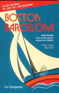 BOSTON BARCELONA