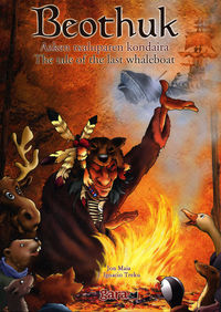 BEOTHUK - AZKEN TXALUPAREN KONDAIRA = TALE OF THE LAST WHALEBOAT