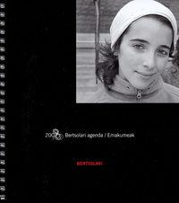 2008 - BERTSOLARI AGENDA - EMAKUMEAK