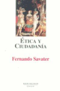 Etica Y Ciudadania - Fernando Savater