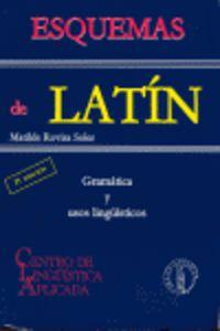 esquemas de latin - gramatica y usos linguisticos - Matilde Rovira Soler