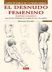 El desnudo femenino - Giovanni Civardi