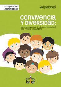 CONVIVENCIA Y DIVERSIDAD