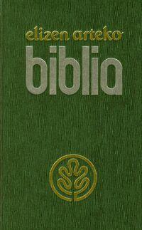 ELIZEN ARTEKO BIBLIA (+CD-ROM)