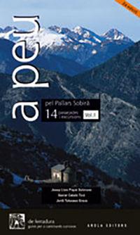 A PEU PEL PALLARS SOBIRA 14 PASSEJADES I EXCURSIONS 1