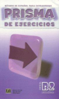 Prisma B2 Avanza - Cuad - Azucena  Encinas  /  Ana   Hermoso  /  Alicia  Lopez