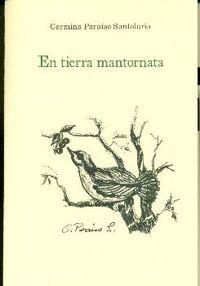 EN TIERRA MANTORNATA (ARAGONES)