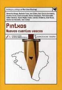 Pintxos Nuevos - Cuentos Vascos - Aa. Vv.