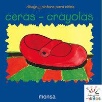 Ceras - Crayolas -