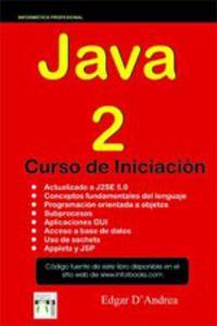 JAVA 2 - CURSO DE INICIACION