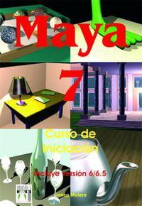 MAYA 7 - CURSO DE INICIACION
